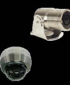 Stainless Steel IP Cameras