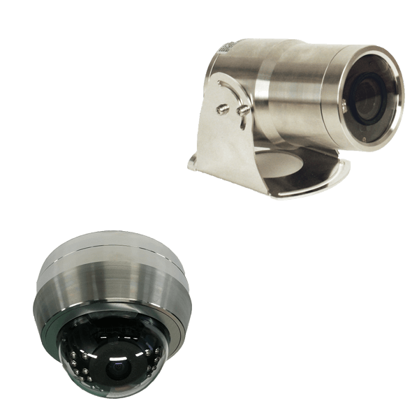 Stainless Steel Ip Cameras Archives