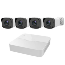 4 channell nvr kit 128x128 - 4 Camera IP Camera System