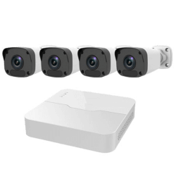 4 channell nvr kit 247x247 - 4 Camera IP Camera System