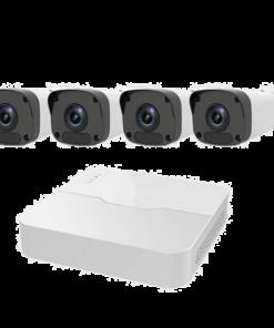 4 channell nvr kit 247x296 - 4 Camera IP Camera System