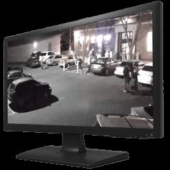 cctv monitor front view 247x247 - 24 inch Camera Direct CCTV Monitor
