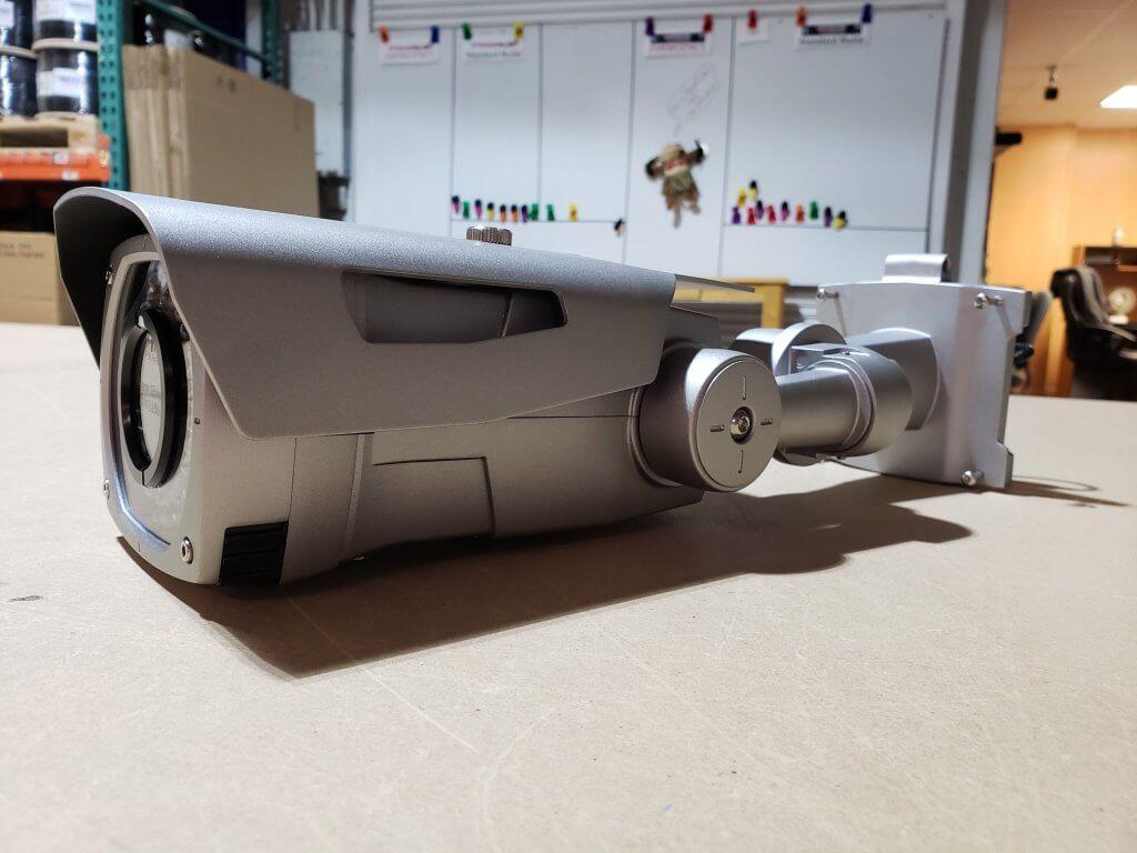fortress bullet camera