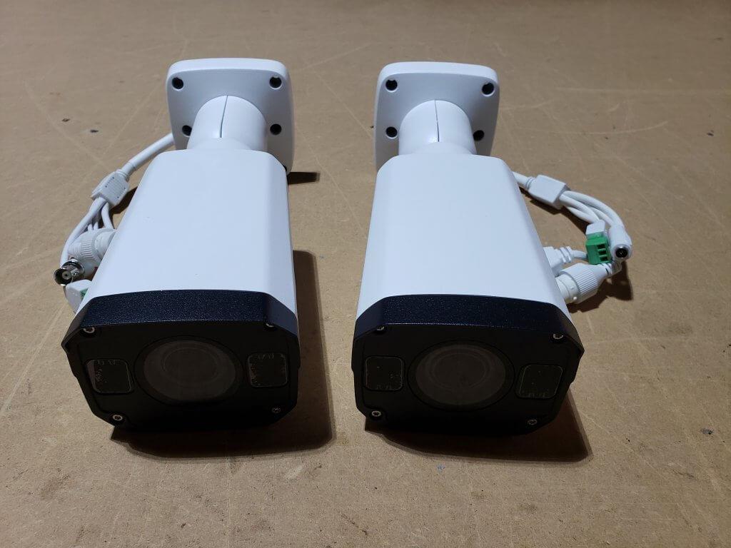 N-Range & N-Range-4K IP Bullet Cameras