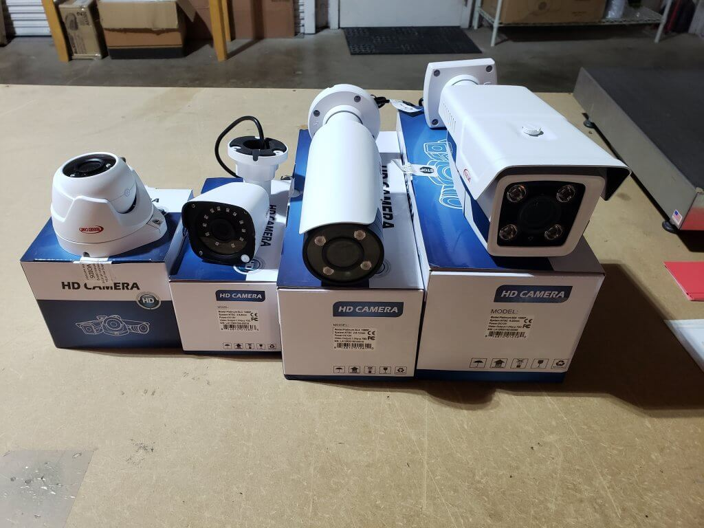 Platinum Series Cameras