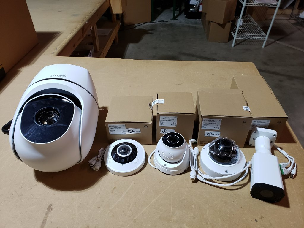ip 4k camera series
