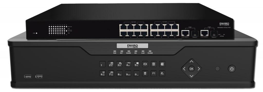 864 Series NVR