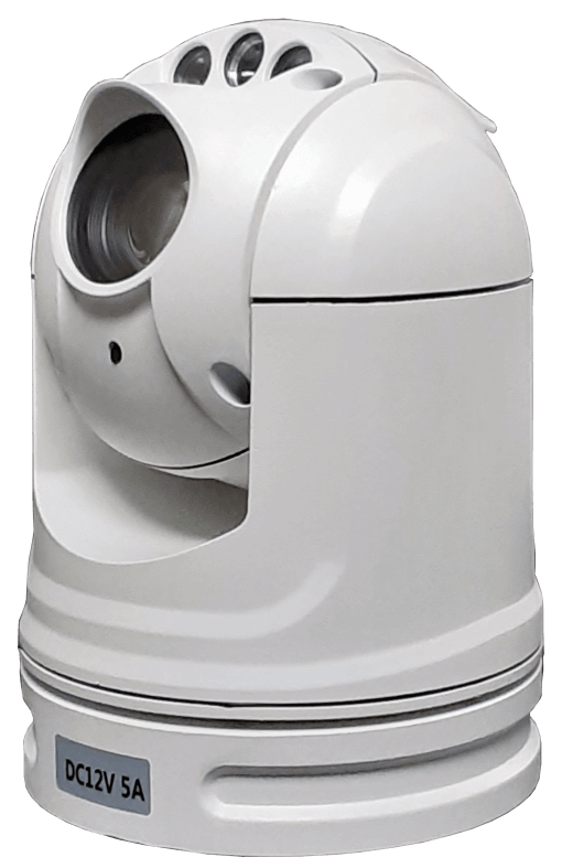 Industrial PTZ Security Camera