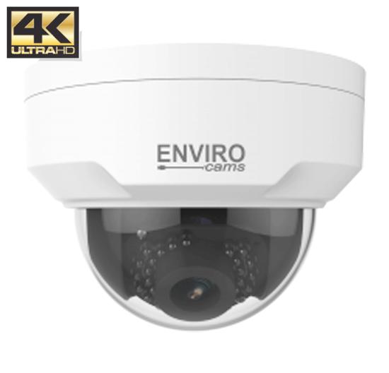 Micron 4k IR Pocket Dome Camera