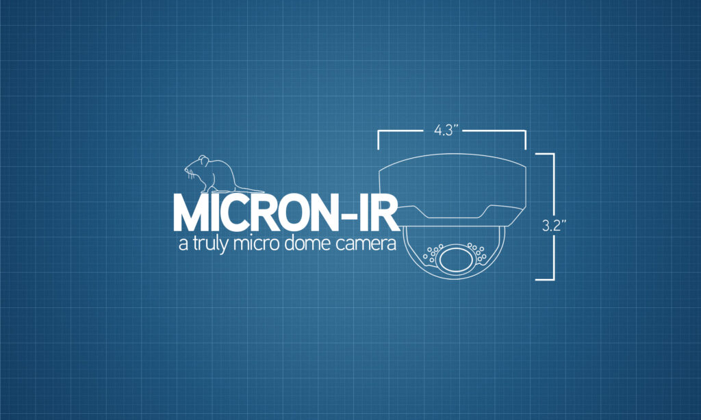 Micron-IR - Small Camera Big Picture