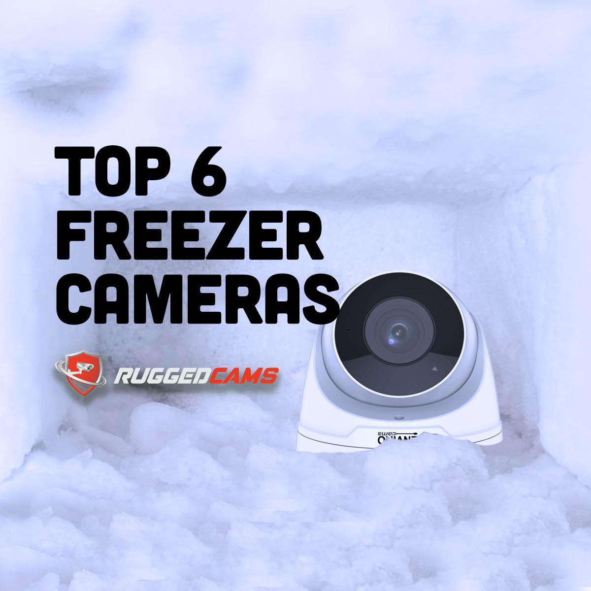 Top 6 Freezer Cameras