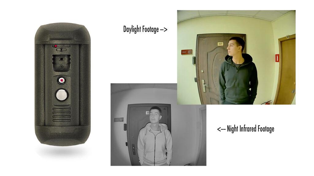 Video Doorbell Day or Night